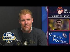 Christian Pulisic/Chelsea, USMNT, England | EPISODE 45 | ALEXI LALAS' STATE OF THE UNION PODCAST