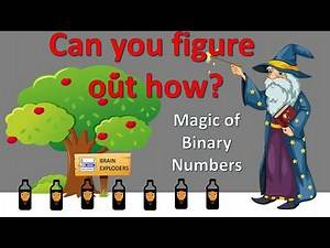 World's Toughest Riddle Explained || Magic of Binary Numbers || #Binary
