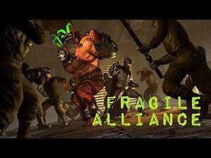 Batman: Arkham City   Fragile Alliance Side Mission   FULL WALKTHROUGH