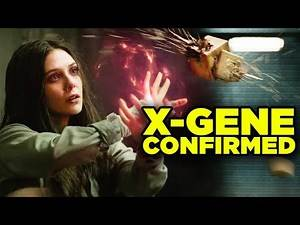 MUTANT GENE CONFIRMED IN MCU? X-Men WandaVision Clue!