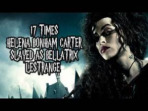 17 Times Helena Bonham Carter Slayed As Bellatrix Lestrange