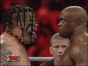 Bobby Lashley Vs Umaga ECW Full Match