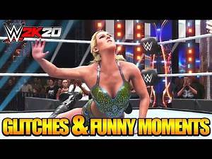WWE 2K20 Glitches & Funny Moments Episode 2