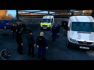 GTA IV London's Calling Clan Official Patrol 56 (Operation Victim)
