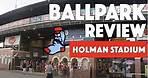 Ballpark Reviews: Holman Stadium-Nashua Silver Knights