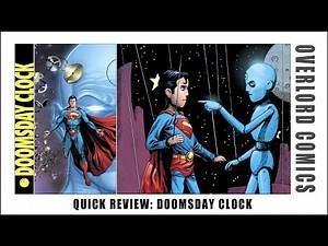 Quick Review: Doomsday Clock
