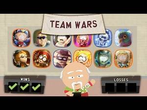 Team Wars #7 | South Park Phone Destroyer