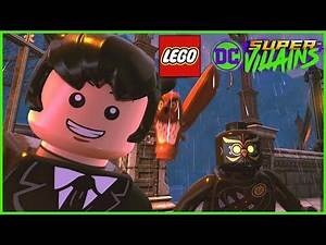 Lego DC Super Villains - Free Roam Part 3 China Town GOTHAM CITY