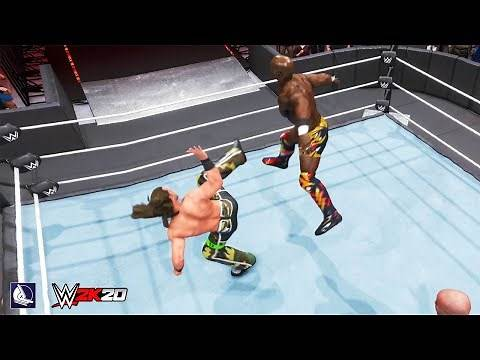 WWE 2K20 All Signatures & Finishers