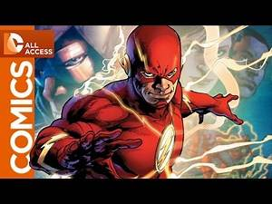 Wally West Discovers His Powers in The Flash