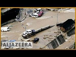 🇯🇵 Japan: Calls for better flood preparations after unprecedented disaster | Al Jazeera English