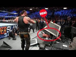 WWE REAL MOMENTS #6