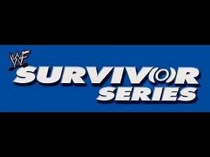 10 YEARS AGO - THE LOST EPISODES - WWF SURVIVOR SERIES 2001