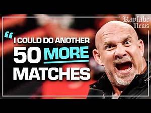 """Goldberg to Wrestle """"50 More Matches,"""" Flat-Earthers Lash Out at WWE"""