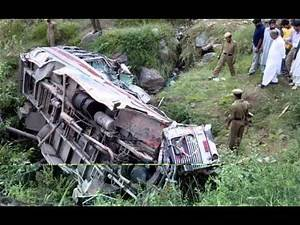 Bus Accident India, Bus Accidents In India