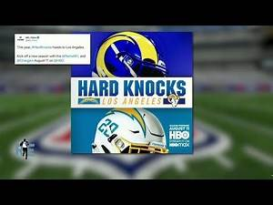 How Covid-19 Could Impact the Upcoming Season of HBO's 'Hard Knocks' | The Rich Eisen Show