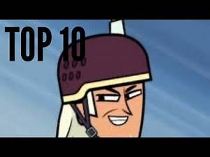 Top 10 Worst Total Drama Characters