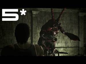 Resident Evil Zero HD Remaster Walkthrough - Part 5 - Centurion Boss Fight