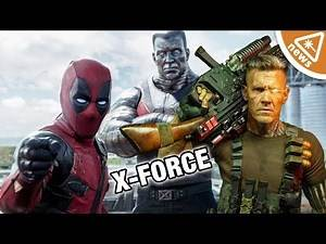What Does the X-Force Film Mean for the MCU? (Nerdist News w/ Amy Vorpahl)