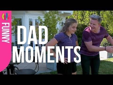 Gordon Ramsay's Classic 'Dad' Moments