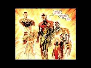Avengers vs X-men Comic Book Outcast (first episode)