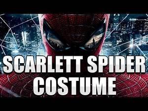The Amazing Spiderman - How To Unlock The Scarlett Spider (2012) Alternative Costume