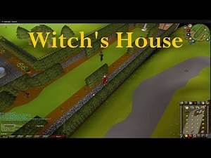 OSRS, Witch's House