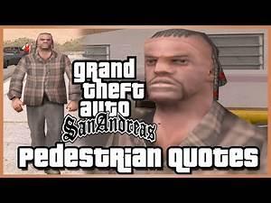 GTA San Andreas Pedestrian Quotes : Las Venturas Black Criminal (#VBMYCR)