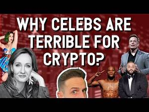 JK ROWLING HATES BITCOIN? Why celebrities can't help crypto go mainstream.