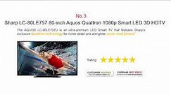 Best 80 inch TV Reviews - 80 Inch LED TV Review and Deals