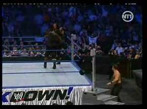 undertaker vs Matt Striker-Mark Henry-Big Daddy V