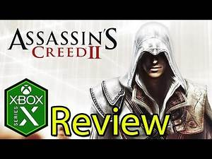 Assassin's Creed 2 Xbox Series X Gameplay Review [The Ezio Collection]