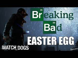 Watch Dogs - Breaking Bad Easter Egg Guide - Walter White in Watch Dogs Tutorial