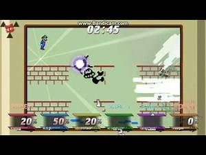 Super Smash Bros. Crusade 0.9 Gameplay #5