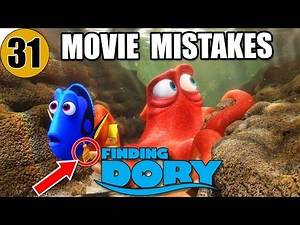 31 MISTAKES of FINDING DORY You Didn t Notice