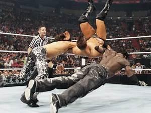Raw: R-Truth & John Morrison vs. The Miz & Zack Ryder -