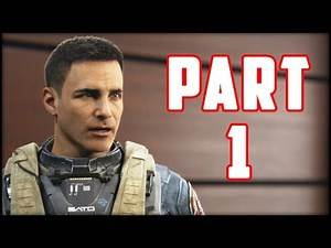 Call Of Duty Infinite Warfare - Campaign - Part 1 - Mission 1 (Gameplay Walkthrough)