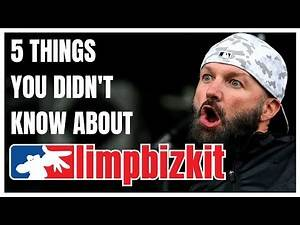 5 Things You Didn't Know About Limp Bizkit