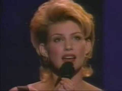 Faith Hill - Somewhere Over The Rainbow (Live Performance 1996)