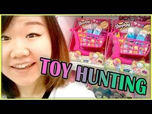 TOY HUNTING - Guardians of the Galaxy, Shopkins, My Little Pony, Avengers and More!