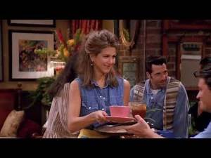 Friends Chandler starts smoking and 500 extra dollars Phoebe