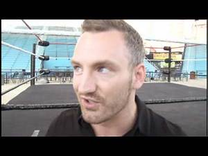 M-Dogg Matt Cross interviewed after WWE Tough Enough elimination