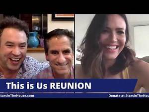 THIS IS US Reunion | Stars In The House, Tuesday, 3/31 at 8PM ET