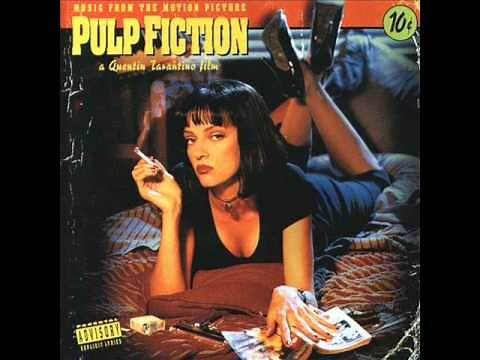 Pulp Fiction Soundtrack - 09 Jack Rabbit Slim's Twist Contest/You Never Can Tell