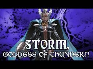 Storm's Asgardian Hammer!? - The Saga of Stormcaster