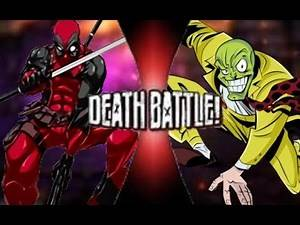 Deadpool vs The Mask: Death Battle Prediction