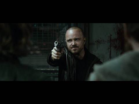 El Camino: A Breaking Bad Movie - Badass Jesse Pinkman's Shootout Scene (1080p)