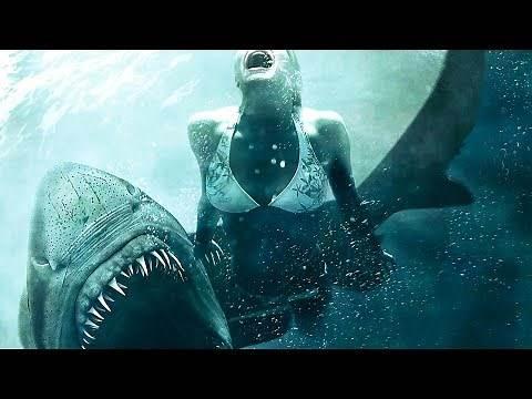 Shark Horror 2020 Hollywood Sci-Fi Action Movie English