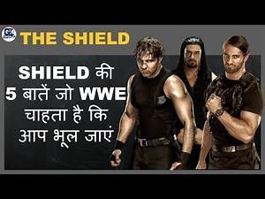 5 Things About Shield That WWE Wants You to Forget