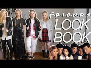 LOOKBOOK | inspired by Friends
